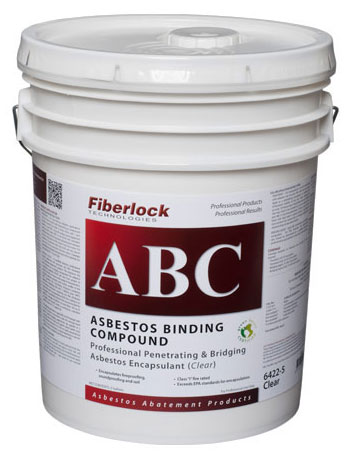 A-B-C Asbestos Encapsulant Binding Compound