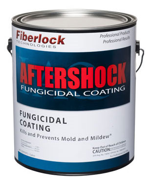 Fiberlock Aftershock Fungicidal Coating