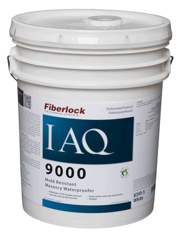 Fiberlock IAQ 9000 Waterproof Coating