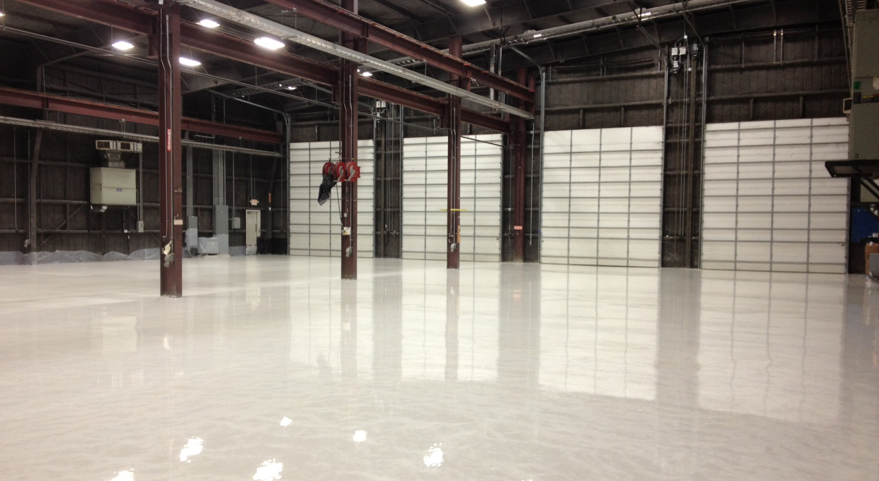 100% Solids Epoxy | Clear & Colored Floor Coating