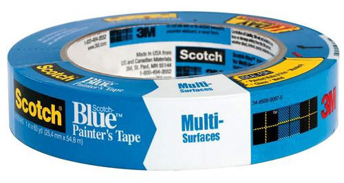 3M Scotch Blue Painter's Tape