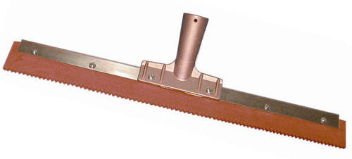 "Magnolia 18"" Notched Squeegee"