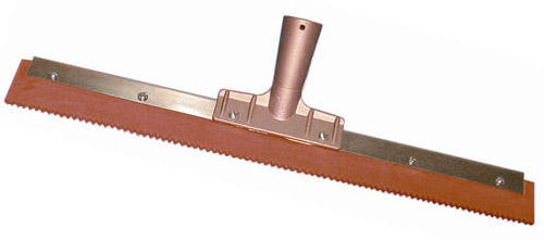 "Magnolia 30"" Notched Squeegee"