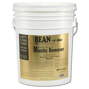 Mastic & Adhesive Removers