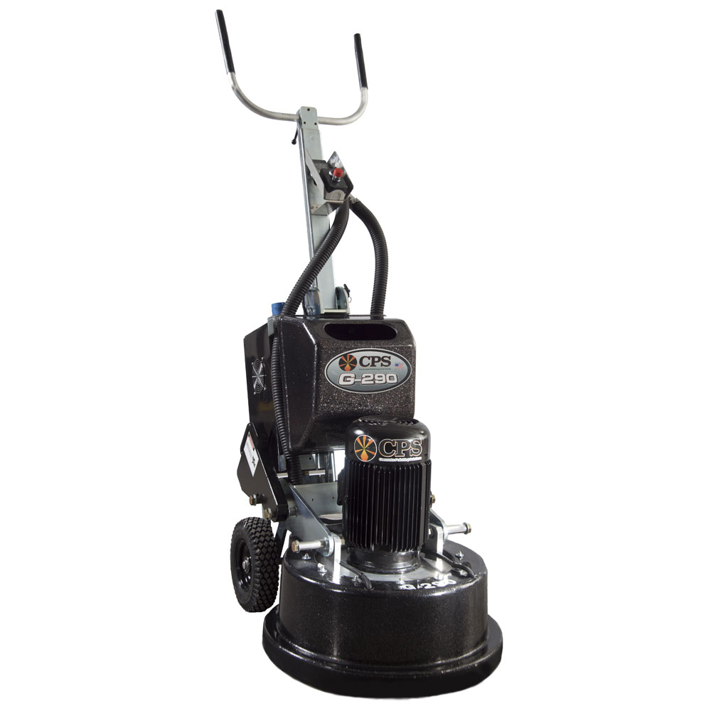 Electric Grinders And Polishers ~ Cps g concrete grinder and polisher electric