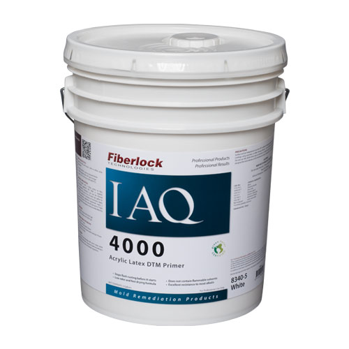Fiberlock IAQ 4000 Direct to Metal DTM Primer - Rust Inhibiting - 5 Gal