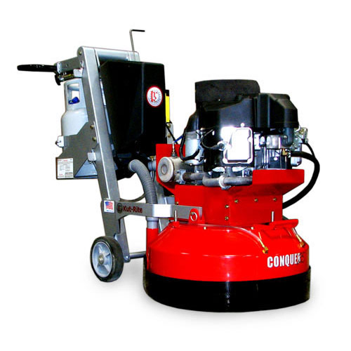 Concrete Grinder Removing Lawn Concrete Floor Grinder