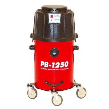 PB-1250 Pulse-Bac Dust Recovery System