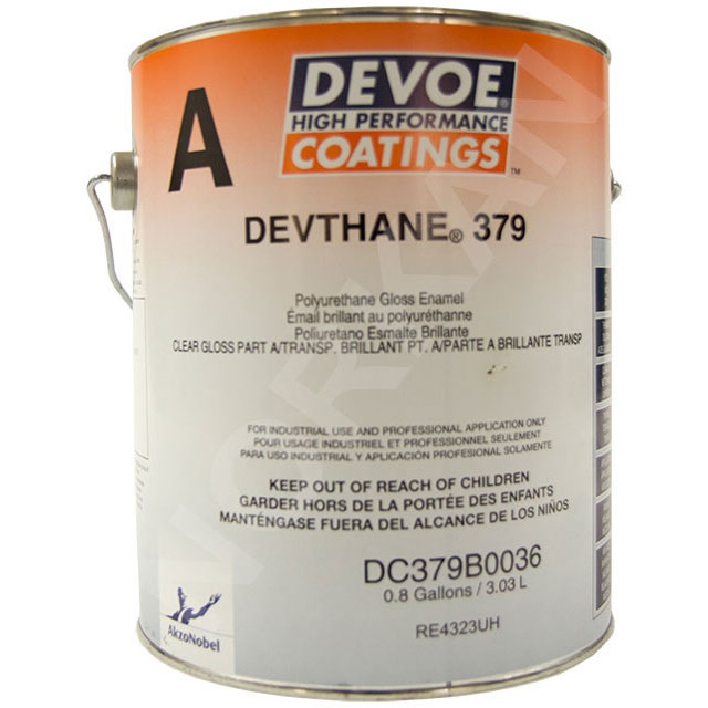 Devoe Devthane 379 Urethane Clear Coat - Aliphatic - 1g [On Backorder - No ETA]