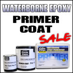 Color Chips Pre Prime Water Based Epoxy Primer | Clear - $67 17